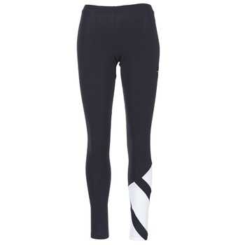 Clothing Women leggings adidas Originals EQT LEGGINGS Black / White