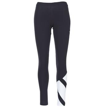Clothing Women leggings adidas Originals EQT LEGGINGS Black / White
