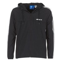 Clothing Men Macs adidas Originals 3 STRIPED WB Black