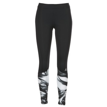 Clothing Women leggings adidas Performance TF TIG LT PR1 Black