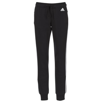 Clothing Women Tracksuit bottoms adidas Performance ESS 3S PANT CH Black
