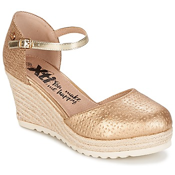 Shoes Women Sandals Xti  GOLD