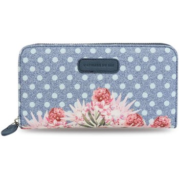 Bags Wallets L'atelier Du Sac 4909 Wallet Accessories Blue Blue