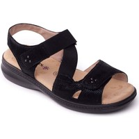 Shoes Women Sandals Padders Louise 2 Womens Casual Sandals black