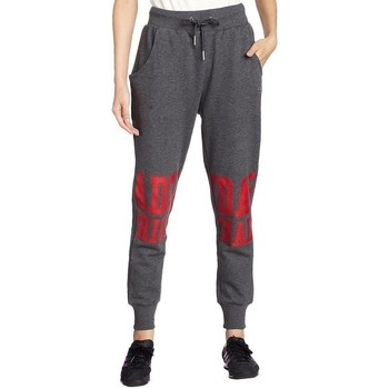 Clothing Women Tracksuit bottoms adidas Originals Loose Track Q4 Grey