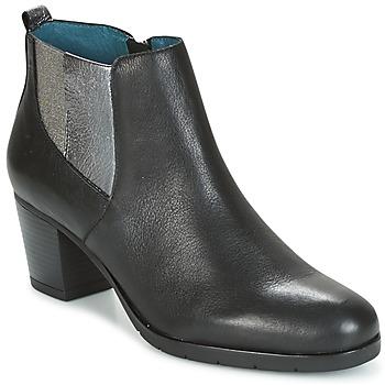 Shoes Women Ankle boots Karston GADJO Black