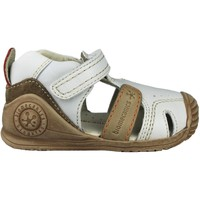 Shoes Children Sandals Biomecanics KAISER WHITE