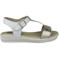 Shoes Girl Sandals Garvalin S WHITE