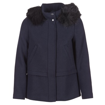 Clothing Women coats Esprit CARDA MARINE