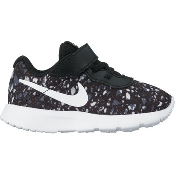 Shoes Children Low top trainers Nike TANJUN PRINT TDV NEGRO