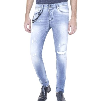 Clothing Men slim jeans Antony Morato MMDT00165 FA750151 Jeans Man Blue Blue