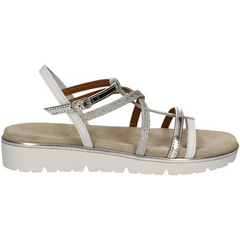 Shoes Women Sandals Café Noir GH932 Sandals Women Silver Silver