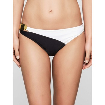 Clothing Women Bikini Separates Calvin Klein Jeans KW0KW00063 Swimsuit Women Nero