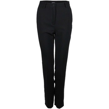 Clothing Women 5-pocket trousers Denny Rose 73DR12005 Trousers Women Black Black