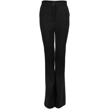 Clothing Women 5-pocket trousers Denny Rose 73DR12006 Trousers Women Black Black