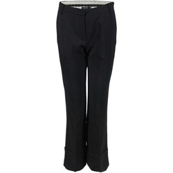Clothing Women 5-pocket trousers Denny Rose 73DR12007 Trousers Women Black Black