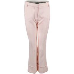 Clothing Women 5-pocket trousers Denny Rose 73DR12007 Trousers Women Rosa