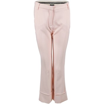 Clothing Women 5-pocket trousers Denny Rose 73DR12007 Trousers Women Pink Pink