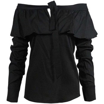 Clothing Women Shirts Denny Rose 73DR14002 Shirt Women Black Black