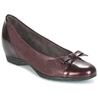 Shoes Women Flat shoes Pitillos 3614 BORDEAUX