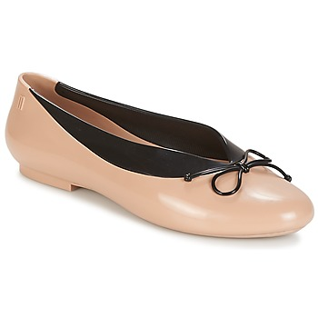 Shoes Women Flat shoes Melissa JUST DANCE Beige