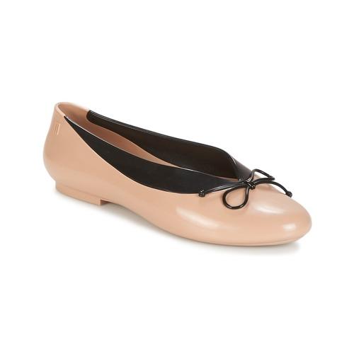 Shoes Women Flat shoes Melissa JUST DANCE Beige
