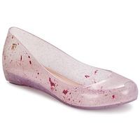Shoes Women Flat shoes Melissa ULTRAGIRL XII Pink / GLITTER