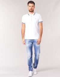 Clothing Men slim jeans Diesel THOMMER Blue / 84gq