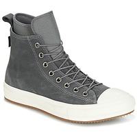 Shoes Men Hi top trainers Converse CHUCK TAYLOR WP BOOT NUBUCK HI MASON/EGRET/GUM Grey / Brown