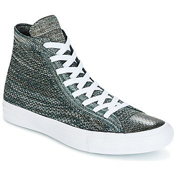 Shoes Men Hi top trainers Converse CHUCK TAYLOR ALL STAR NIKE FLYKNIT FLYKNIT MULTI HI FLYKNIT MULT Green / White