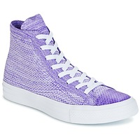 Shoes Men Hi top trainers Converse CHUCK TAYLOR ALL STAR NIKE FLYKNIT FLYKNIT MULTI HI FLYKNIT MULT Purple / White