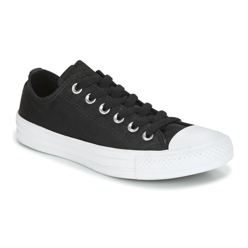 Shoes Women Low top trainers Converse CHUCK TAYLOR ALL STAR Black