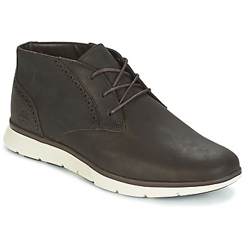 Shoes Men Hi top trainers Timberland FRANKLIN PRK CHUKKA MULCH / Mincio
