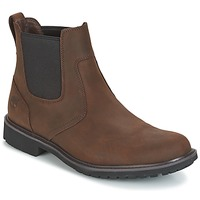 Shoes Men Mid boots Timberland STORMBUCKS CHELSEA Burnished / DARK / Brown / Oiled