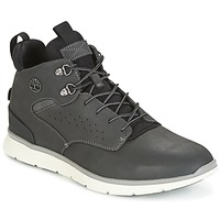 Shoes Men Hi top trainers Timberland KILLINGTON HIKER CHUKKA Grey
