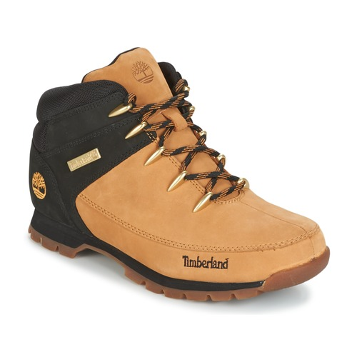 Timberland EURO SPRINT HIKER Brown - Free delivery with Spartoo UK ... 8063db8c7f
