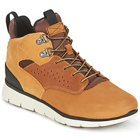 Shoes Children Hi top trainers Timberland KILLINGTON HIKER CHUKKA Beige