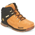 Shoes Children Mid boots Timberland EURO SPRINT Brown