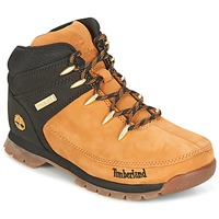 Shoes Men Mid boots Timberland EURO SPRINT Brown