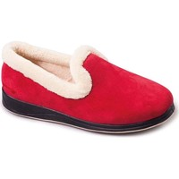 Shoes Women Slippers Padders Repose Womens Fully Lined Slippers red