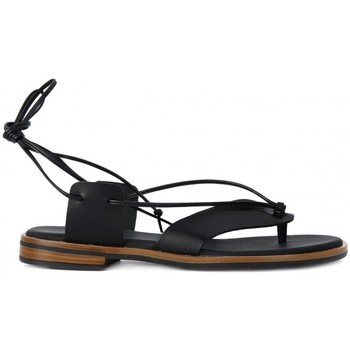 Shoes Women Sandals Frau NATURAL NERO Nero