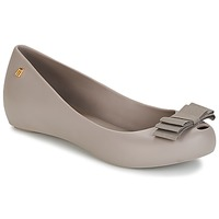 Shoes Women Flat shoes Melissa MELISSA Grey