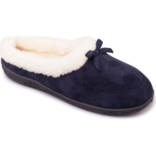 Shoes Women Slippers Padders Snug Womens Slippers blue