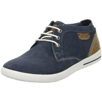 Shoes Men Low top trainers S.Oliver 551521028845 Blue
