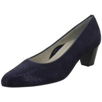 Shoes Women Heels Ara Knokke Blue