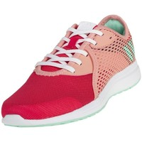 Shoes Children Low top trainers adidas Originals Durama 2 K White-Red-Pink