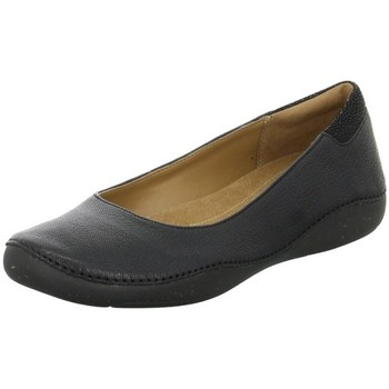 Shoes Women Flat shoes Clarks Autumn Sun Black