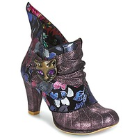 Shoes Women Shoe boots Irregular Choice MIAOW Purple