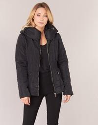 Clothing Women Duffel coats Morgan GSPEKO Black