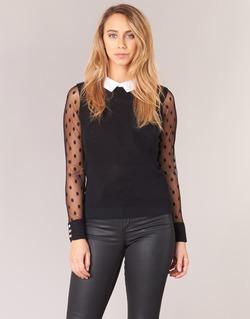 Clothing Women jumpers Morgan MOGOM Black